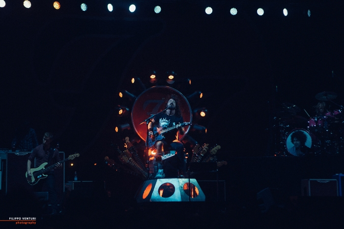 Concerto Foo Fighters a Cesena, foto 6