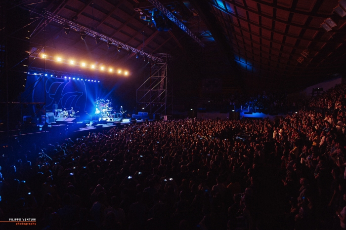Concerto Foo Fighters a Cesena, foto 7