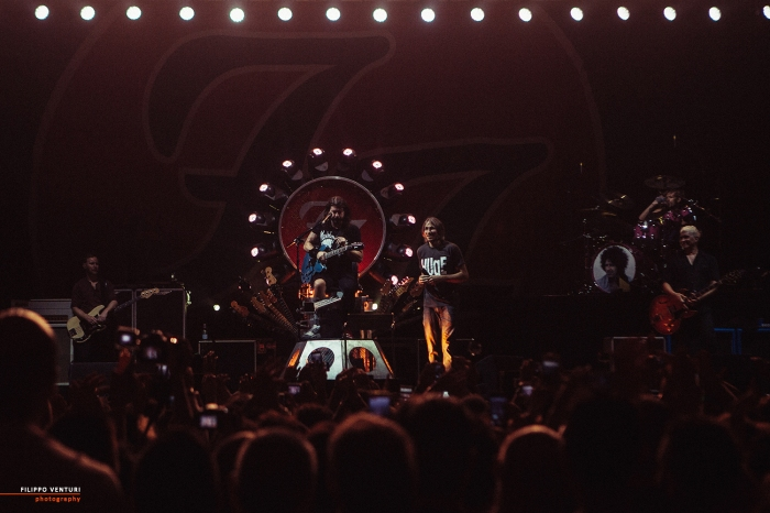 Concerto Foo Fighters a Cesena, foto 13