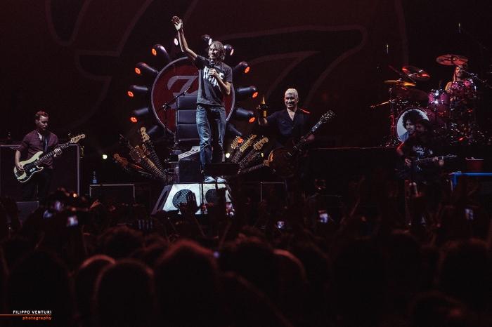 Concerto Foo Fighters a Cesena, foto 15