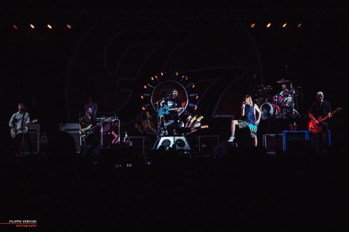Concerto Foo Fighters a Cesena, foto 16