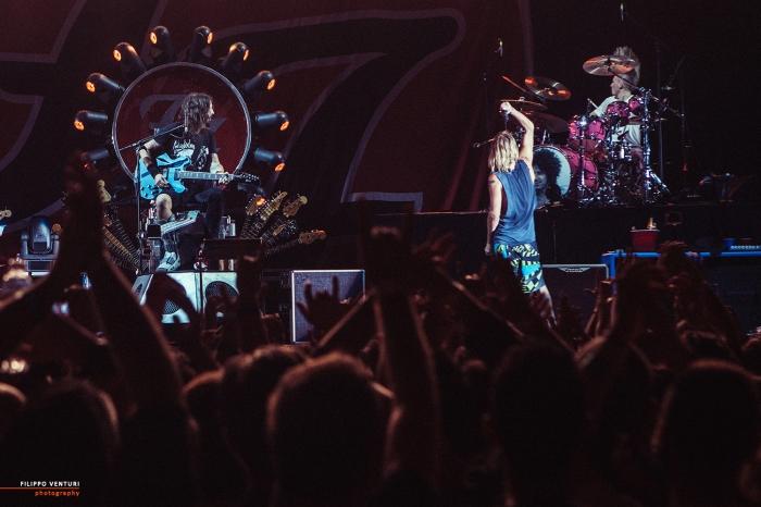 Concerto Foo Fighters a Cesena, foto 17
