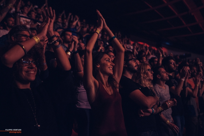 Concerto Foo Fighters a Cesena, foto 21