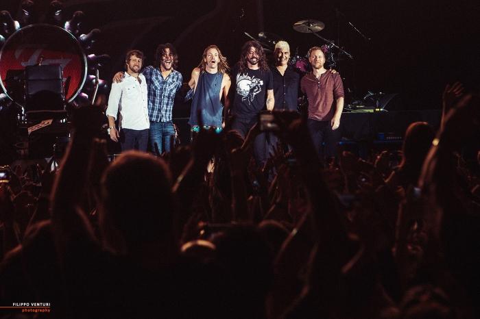 Concerto Foo Fighters a Cesena, foto 22