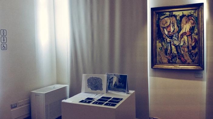 Il Lavoro Immateriale, Palazzo Romagnoli, foto 3