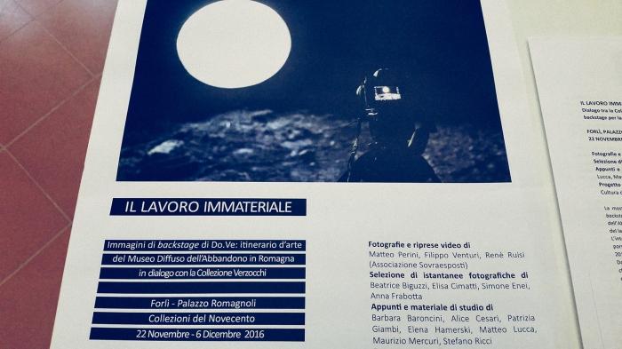 Il Lavoro Immateriale, Palazzo Romagnoli, foto 7