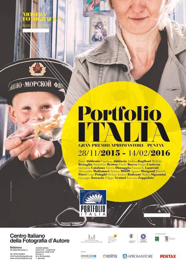 Mostra fotografica e Finale Portfolio Italia