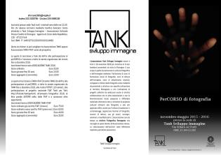 Il perCORSO di Fotografia dell'Associazione TANK