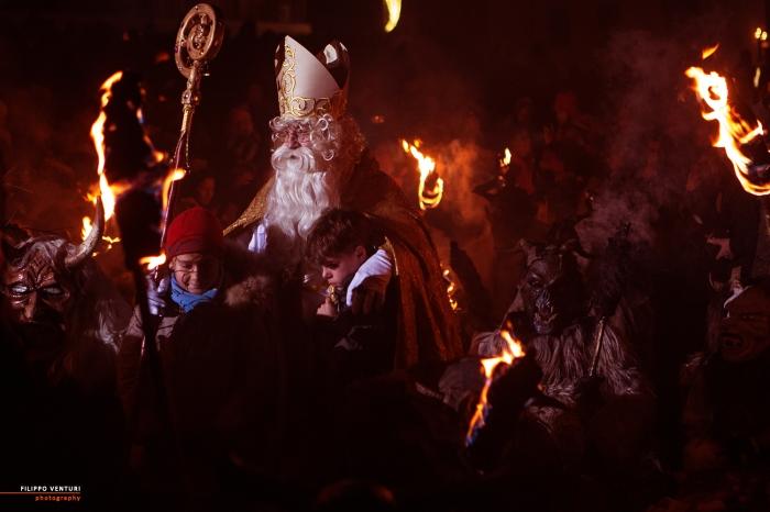San Nicolò e i Krampus, foto 8
