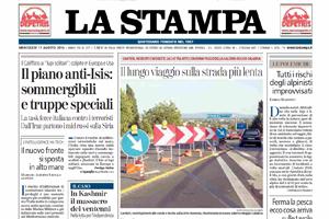 Publication: La Stampa