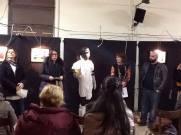 La presentazione della mostra (foto di Antonella Ravaglia)