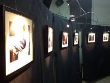 Alcune stampe in mostra (foto di Antonella Ravaglia)