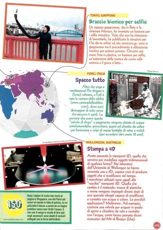 Focus Junior, pagina 45