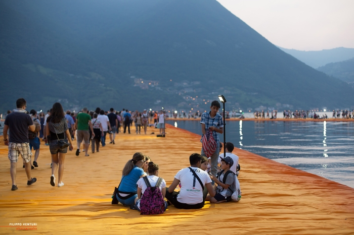 The Floating Piers, Christo (foto 3)
