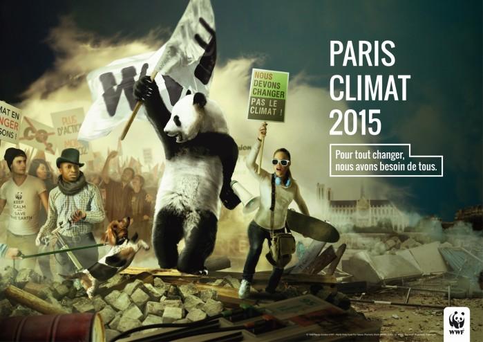 WWF, Paris Climat 2015