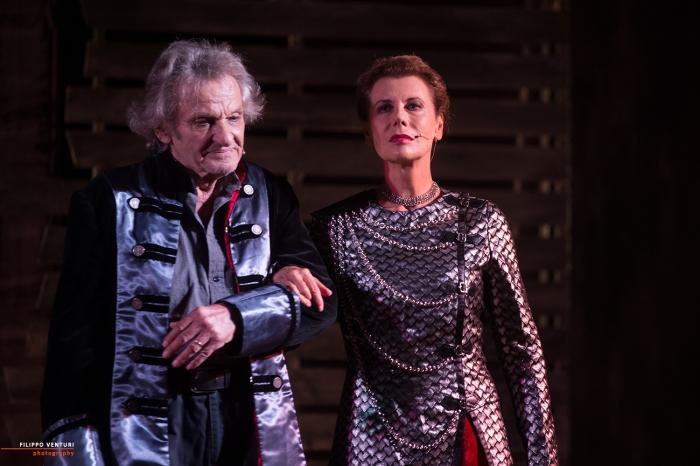 Agamennone, con Paolo Graziosi e Daniela Poggi, foto 15