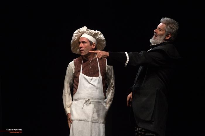 L'Avaro, con Alessandro Benvenuti, foto 7