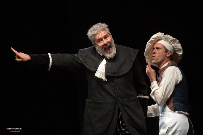 L'Avaro, con Alessandro Benvenuti, foto 8