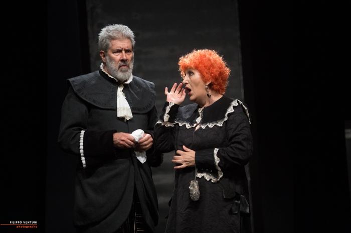 L'Avaro, con Alessandro Benvenuti, foto 14