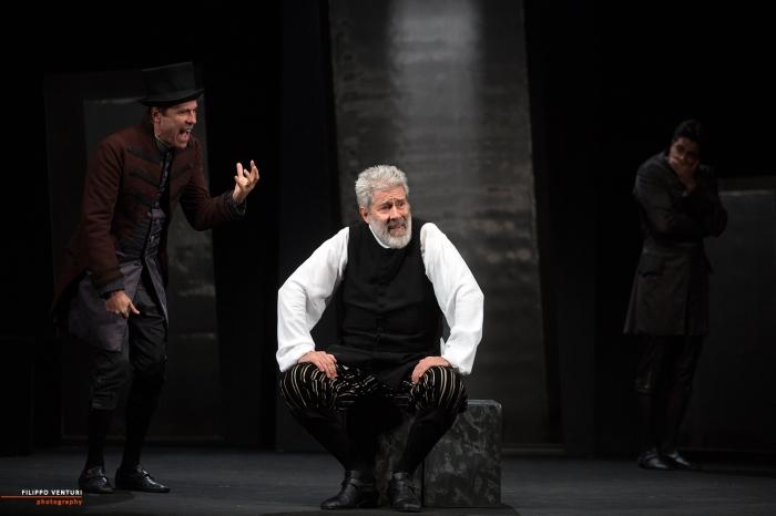 L'Avaro, con Alessandro Benvenuti, foto 20