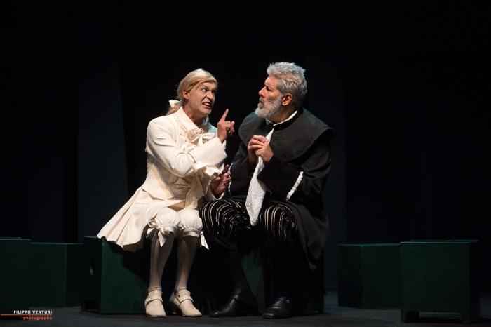 L'Avaro, con Alessandro Benvenuti, foto 32