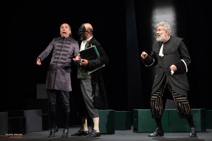 L'Avaro, con Alessandro Benvenuti, foto 34