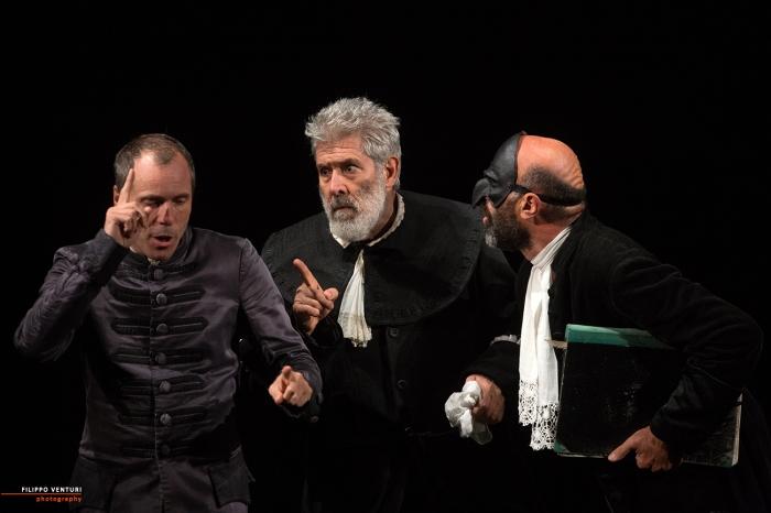 L'Avaro, con Alessandro Benvenuti, foto 36
