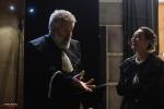 L'Avaro, con Alessandro Benvenuti (backstage), foto 13