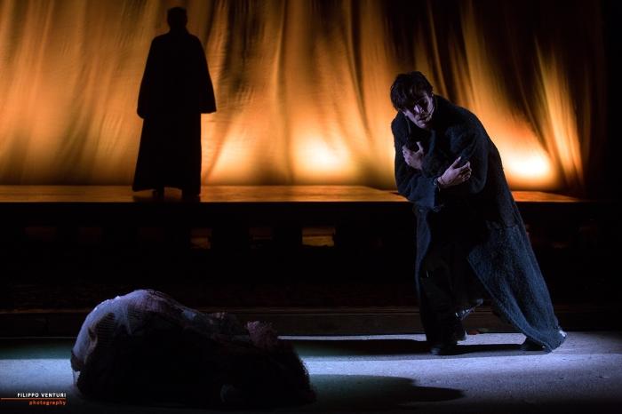 Re Lear, con Giuseppe Pambieri, foto 1