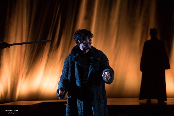 Re Lear, con Giuseppe Pambieri, foto 2