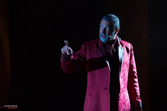 Re Lear, con Giuseppe Pambieri, foto 3