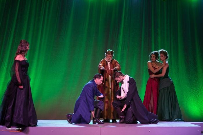 Re Lear, con Giuseppe Pambieri, foto 8