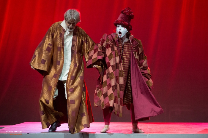 Re Lear, con Giuseppe Pambieri, foto 15