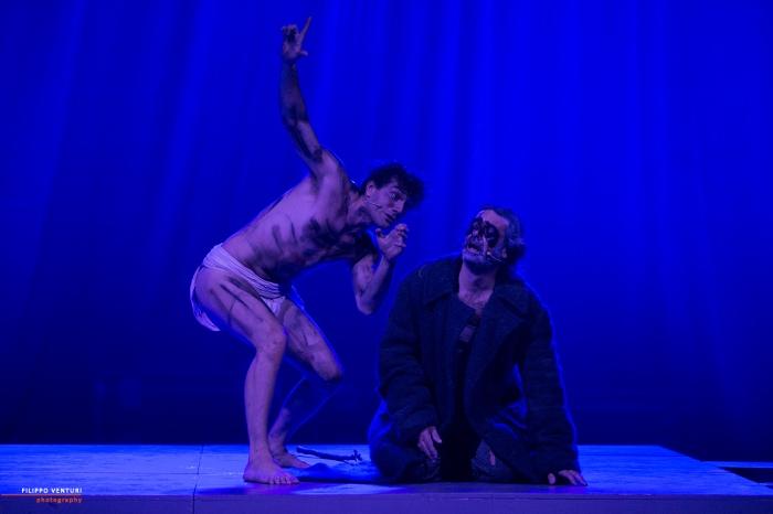 Re Lear, con Giuseppe Pambieri, foto 37