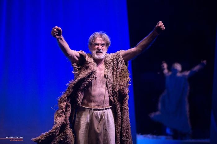 Re Lear, con Giuseppe Pambieri, foto 38