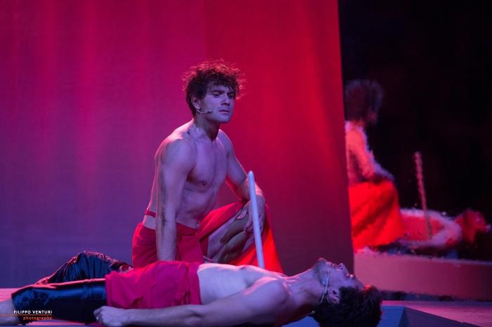 Re Lear, con Giuseppe Pambieri, foto 44