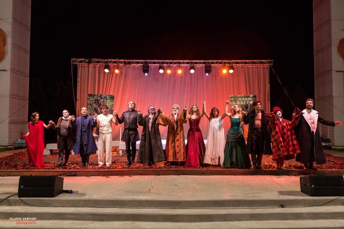 Re Lear, con Giuseppe Pambieri, foto 50