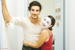 Re Lear, con Giuseppe Pambieri, backstage foto 1