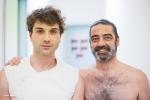 Re Lear, con Giuseppe Pambieri, backstage foto 3