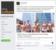 Lensculture Magazine su Facebook