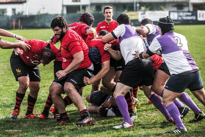 Romagna RFC - Union Tirreno - Photo 19