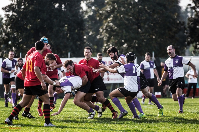 Romagna RFC - Union Tirreno - Photo 20