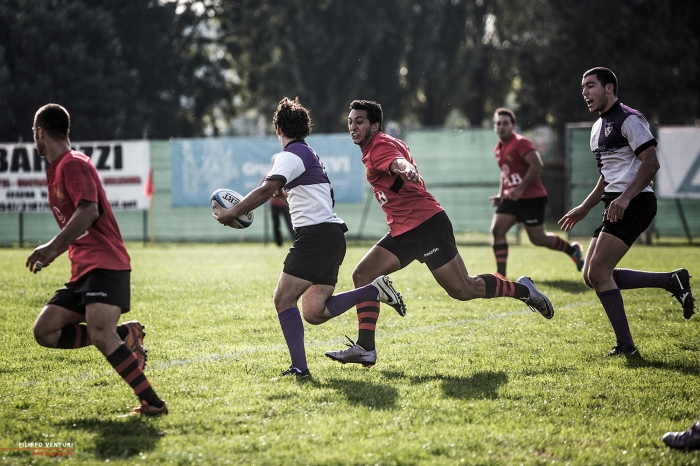 Romagna RFC - Union Tirreno - Photo 23
