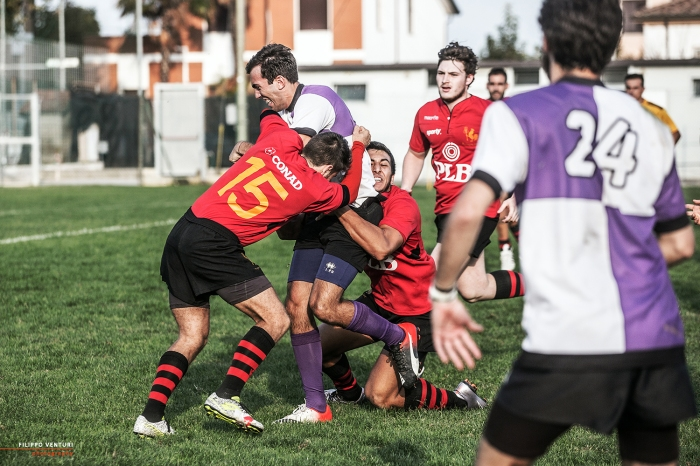 Romagna RFC - Union Tirreno - Photo 36