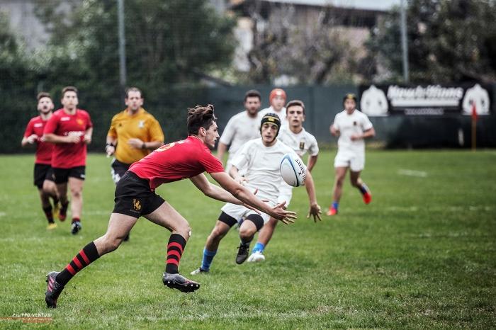 Under 18: Romagna RFC - Rugby Parma, Foto 1