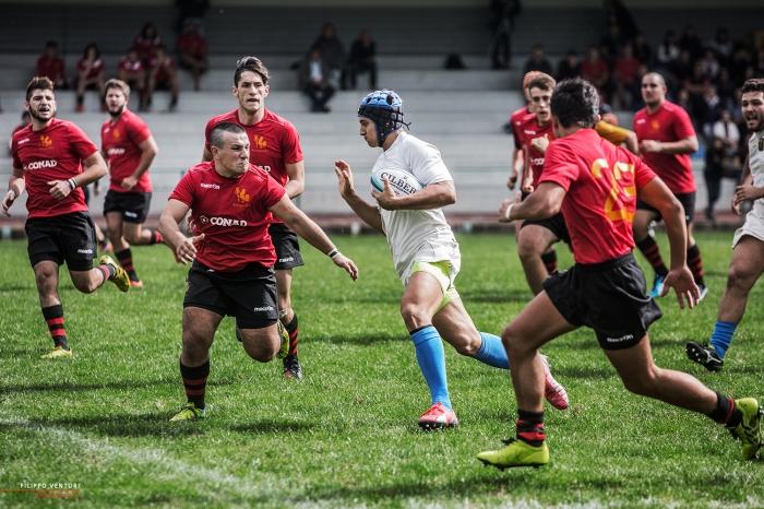 Under 18: Romagna RFC - Rugby Parma, Foto 4