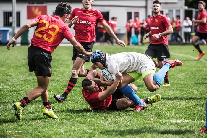 Under 18: Romagna RFC - Rugby Parma, Foto 5