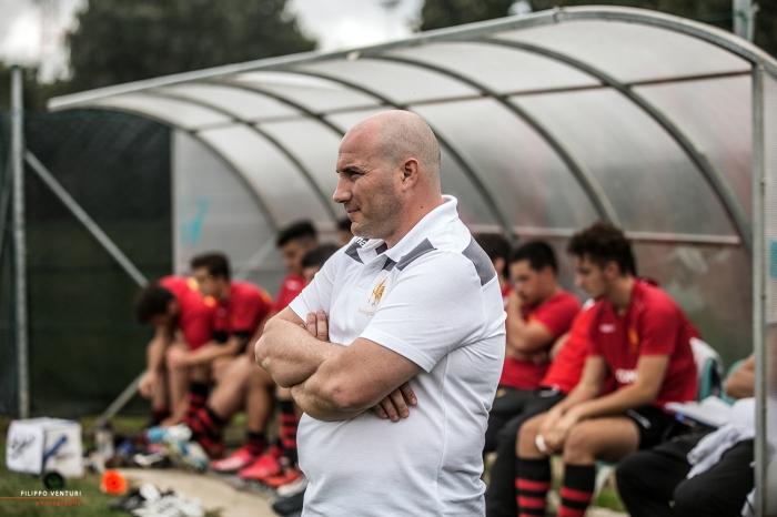 Under 18: Romagna RFC - Rugby Parma, Foto 9