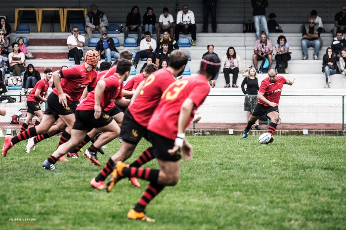 Under 18: Romagna RFC - Rugby Parma, Foto 14