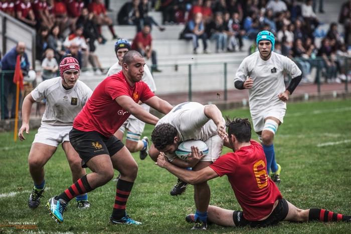 Under 18: Romagna RFC - Rugby Parma, Foto 18